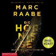 Cover-Bild zu Raabe, Marc: Die Hornisse (Tom Babylon-Serie 3) (Audio Download)