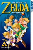 Cover-Bild zu Himekawa, Akira: The Legend of Zelda 06 - Four Swords 01