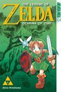 Cover-Bild zu Himekawa, Akira: The Legend of Zelda - Ocarina of Time 01