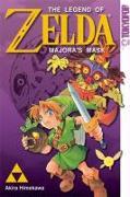 Cover-Bild zu Himekawa, Akira: The Legend of Zelda - Majora's Mask