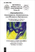 Cover-Bild zu Phosphates (eBook) von Kohn, Matthew J. (Hrsg.)