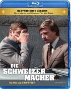Cover-Bild zu Rolf Lyssy (Reg.): Die Schweizermacher (Restaurierte Version) - Blu-ray