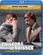 Cover-Bild zu Rolf Lyssy (Reg.): Les Faiseurs de Suisses (Version Restaurée) - Blu-