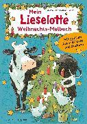 Cover-Bild zu Mein Lieselotte-Weihnachts-Malbuch von Steffensmeier, Alexander