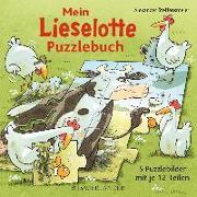Cover-Bild zu Mein Lieselotte-Puzzlebuch von Steffensmeier, Alexander
