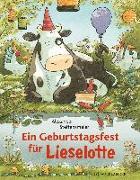 Cover-Bild zu Ein Geburtstagsfest für Lieselotte von Steffensmeier, Alexander