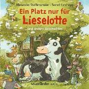 Cover-Bild zu Ein Platz nur für Lieselotte von Steffensmeier, Alexander