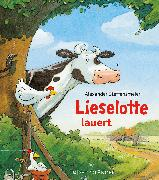 Cover-Bild zu Lieselotte lauert (Mini-Ausgabe) von Steffensmeier, Alexander