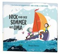 Cover-Bild zu Nick und der Sommer mit Oma von Davies, Benji