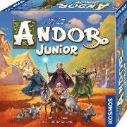 Cover-Bild zu Brand, Inka: Andor Junior