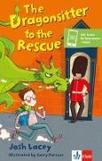 Cover-Bild zu The Dragonsitter to the Rescue von Lacey, Josh