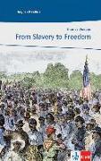 Cover-Bild zu From Slavery to Freedom von Weedon, Thomas