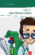 Cover-Bild zu Alan Brown's Diary (eBook) von Wolf, Frederick L