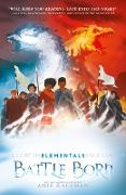 Cover-Bild zu Kaufman, Amie: Battle Born (Elementals, #3) (eBook)