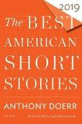 Cover-Bild zu Doerr, Anthony (Hrsg.): The Best American Short Stories 2019