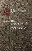 Cover-Bild zu Halladsch von Schimmel, Annemarie