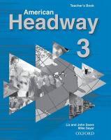 Cover-Bild zu American Headway 3: Teacher's Book (including Tests) von Soars, Liz