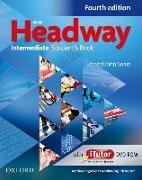 Cover-Bild zu New Headway. Fourth Edition. Intermediate. Student's Book von Soars, Liz