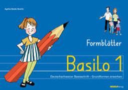 Cover-Bild zu Basilo 1 - Formblätter von Bieder Boerlin, Agathe