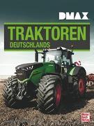 Cover-Bild zu DMAX Traktoren Deutschlands von Köstnick, Joachim M.