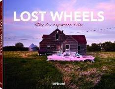 Cover-Bild zu Lost Wheels, Deutsche Ausgabe von Klein, Dieter