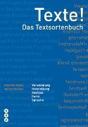 Cover-Bild zu Texte! von Hafner, Heinz