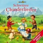 Cover-Bild zu Schwiizer Chinderlieder