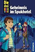 Cover-Bild zu Die drei !!!, 81, Geheimnis im Spukhotel von von Vogel, Maja