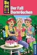 Cover-Bild zu Die drei !!!, 61, Der Fall Dornröschen von Erlhoff, Kari