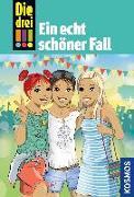 Cover-Bild zu Die drei !!!, 80, Ein echt schöner Fall von Erlhoff, Kari