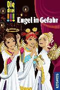 Cover-Bild zu Die drei !!!, Engel in Gefahr (drei Ausrufezeichen) (eBook) von Sol, Mira