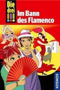Cover-Bild zu Die drei !!!, 41, Im Bann des Flamenco von Sol, Mira