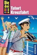 Cover-Bild zu Die drei !!!, 57, Tatort Kreuzfahrt von Wich, Henriette