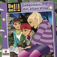 Cover-Bild zu Geheimnis der alten Villa von Vogel, Maja von