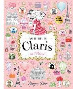 Cover-Bild zu Where is Claris in Paris von Hess, Megan
