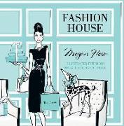 Cover-Bild zu Fashion House 4 Mini Notebooks von Hess, Megan