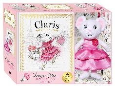 Cover-Bild zu Claris: Book & Toy Gift Set von Hess, Megan