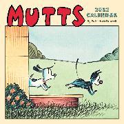 Cover-Bild zu McDonnell, Patrick: Mutts 2022 Wall Calendar