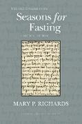 Cover-Bild zu The Old English Poem Seasons for Fasting von Richards, Mary P.