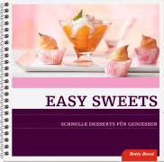 Cover-Bild zu Easy sweets von Bossi, Betty