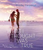 Cover-Bild zu What I Thought Was True von Fitzpatrick, Huntley