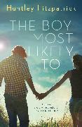 Cover-Bild zu The Boy Most Likely To (eBook) von Fitzpatrick, Huntley