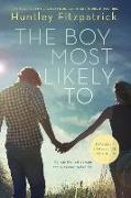 Cover-Bild zu The Boy Most Likely to von Fitzpatrick, Huntley