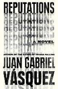 Cover-Bild zu Reputations von Vasquez, Juan Gabriel