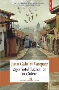 Cover-Bild zu Zgomotul lucrurilor în cadere (eBook) von Vásquez, Juan Gabriel