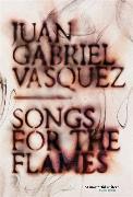 Cover-Bild zu Songs for the Flames von Vásquez, Juan Gabriel