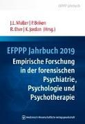 Cover-Bild zu EFPPP Jahrbuch 2019 von Müller, Jürgen L. (Hrsg.)