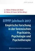 Cover-Bild zu EFPPP Jahrbuch 2017 von Müller, Jürgen L. (Hrsg.)