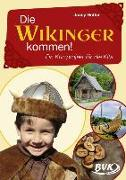 Cover-Bild zu Die Wikinger kommen! von Hütter, Jenny