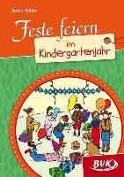 Cover-Bild zu Feste feiern im Kindergartenjahr von Hütter, Jenny